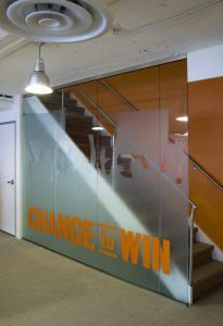 Glass Wall Graphics