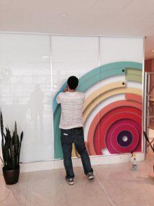 custom installation