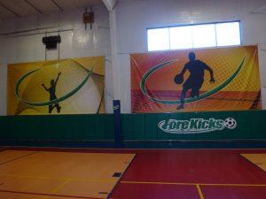 basketball wall banner