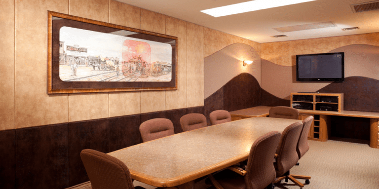 conference room installation