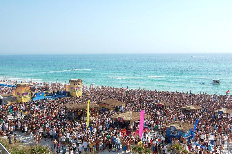 pop up beach event stand