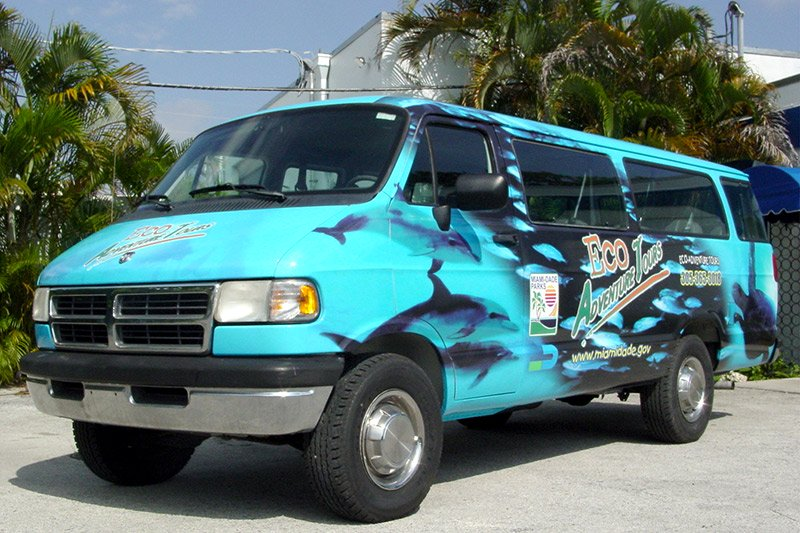 wrap for van with windows