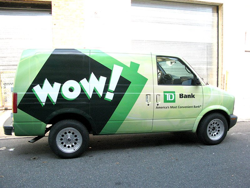 graphics for van