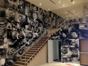 grand format wall graphics