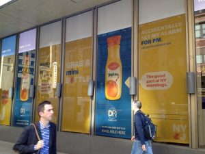orange juice window graphics